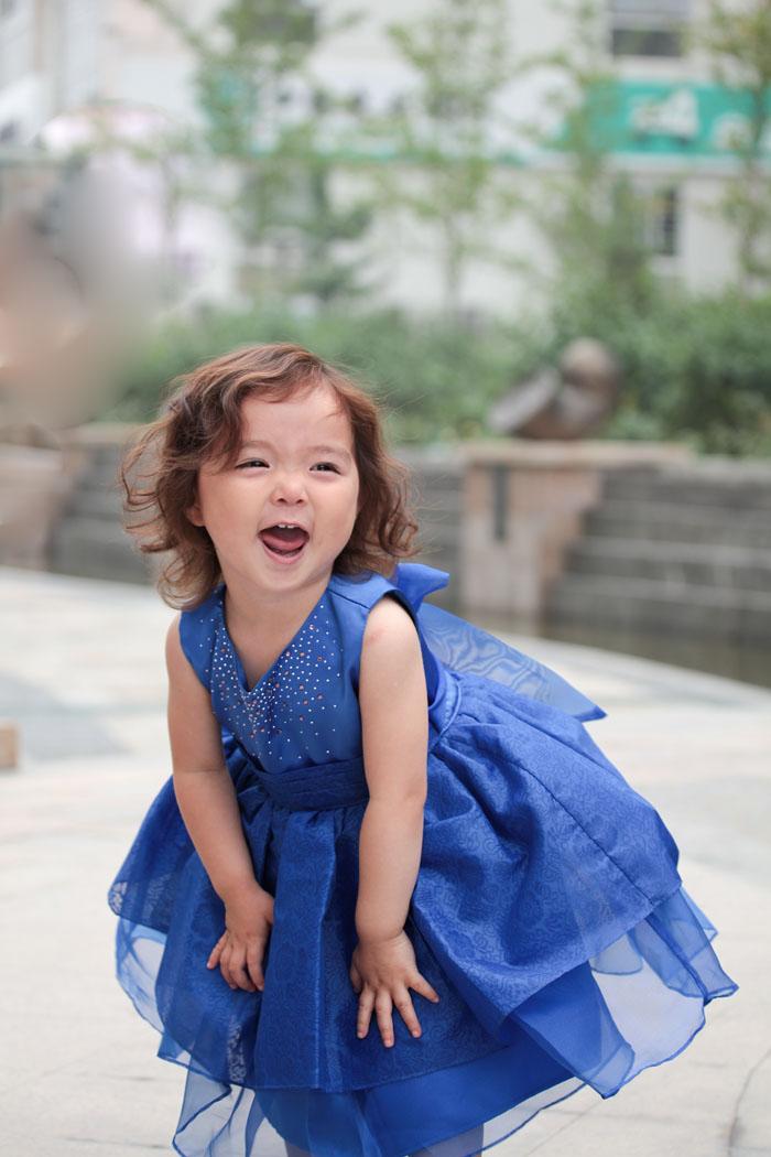 糖果宝宝----模特 法图麦·鲍天缘