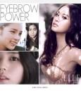 韩国明星教你画出自然的眉毛
