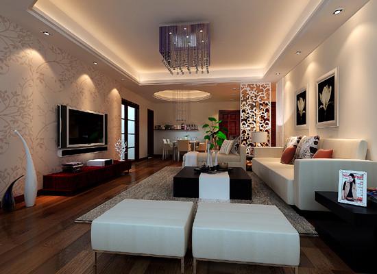 不同风格客厅及卧室装修设计 影楼装修装饰设计