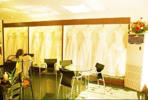 影楼装修,橱窗设计3维效果-室内实景拍摄