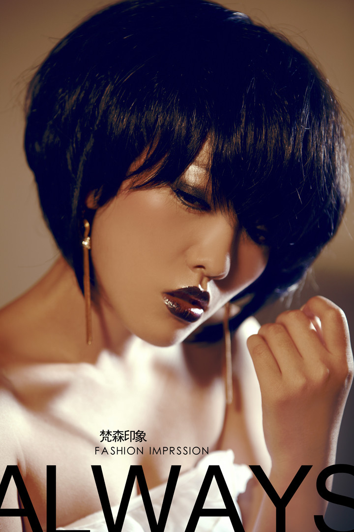 非主流造型_非主流女生发型图片