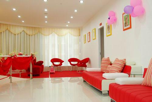 儿童影楼装修设计效果图 舒适 温馨高清图片