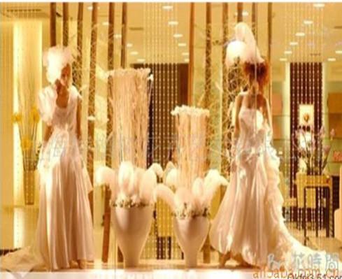 影楼橱窗--婚纱礼服展示
