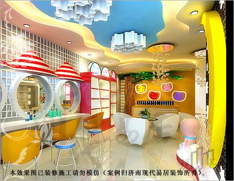 儿童影楼简欧风格设计图片