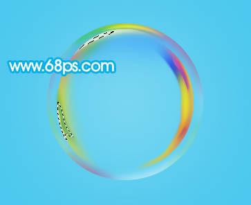 五彩的透明气泡(6)