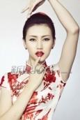 最新影樓資訊新聞-中式新娘彩妝展現優雅中國風