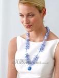 最新影樓資訊新聞-純美石青色營造海灘婚禮氛圍