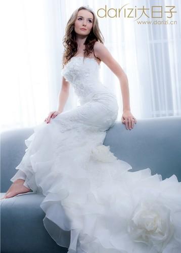 梦幻婚纱 唯美新娘