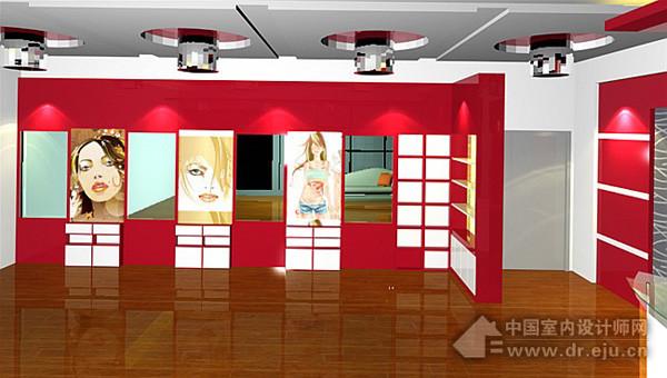 装修设计--你好美丽店面3d设计图_装修·橱窗·设计