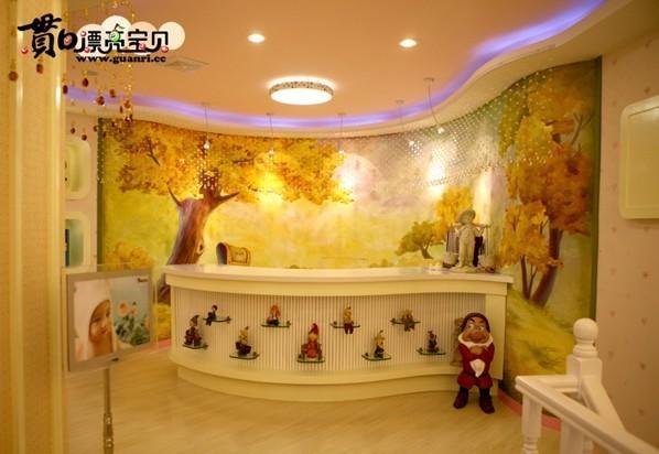 童话王国儿童摄影店面_装修·橱窗·设计_影楼管理