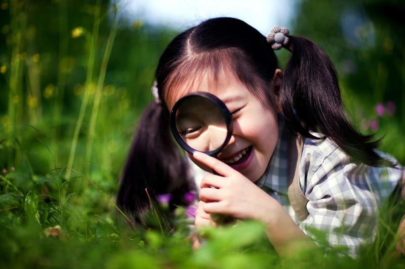 外景女童(10)_兒童攝影_黑光圖庫_黑光網