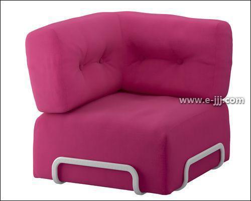 充满梦幻感的纯美粉红色家具