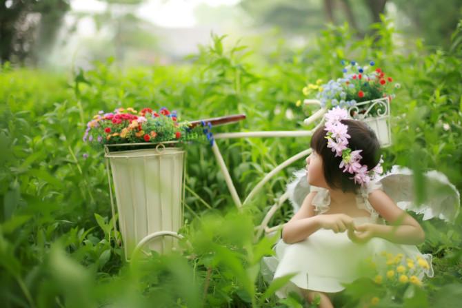 紫竹院外景(8)_兒童攝影_黑光圖庫_黑光網