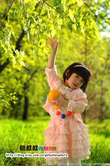 2010外景主题(6)_儿童摄影_黑光图库_黑光网