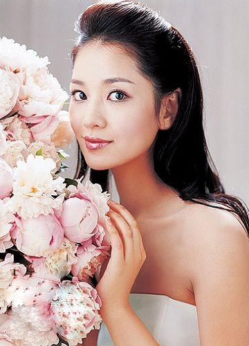 甜美韩式新娘妆 让你动心的妆容