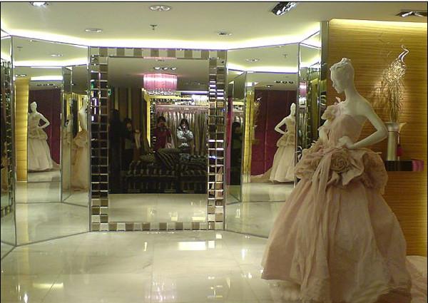 婚纱店装饰效果图