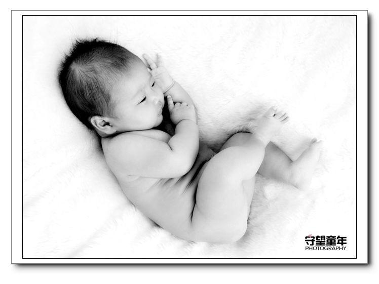 可爱小天使儿童摄影