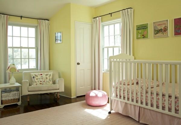 儿童影楼婴儿房装修设计效果图高清图片