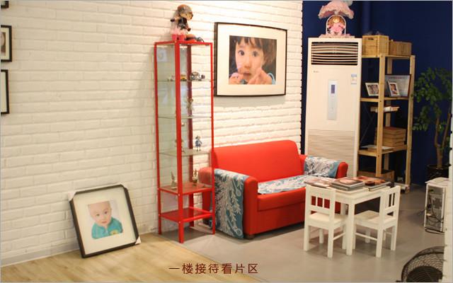 儿童影楼装修实图拍摄