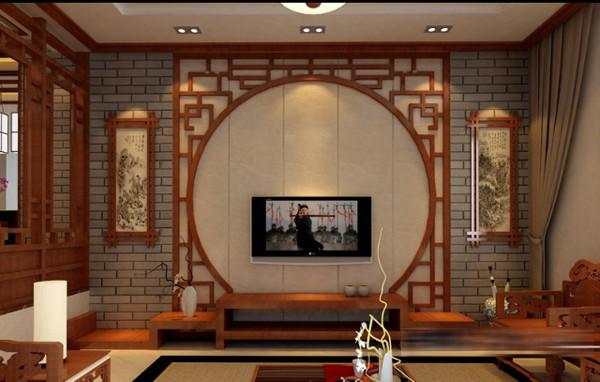 不一樣的中國風裝修設計效果圖_裝修·櫥窗·設計