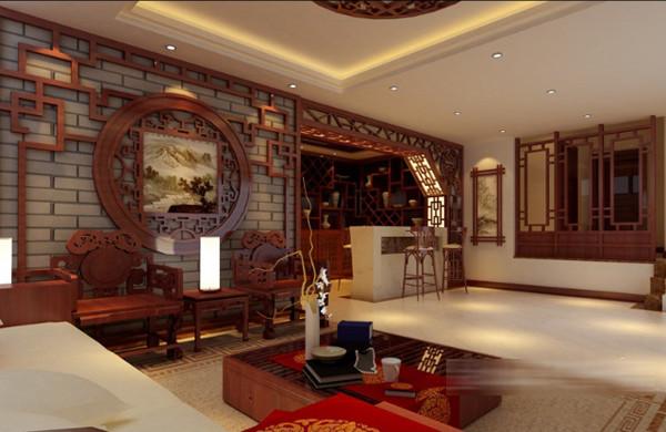 实景影棚_不一样的中国风装修设计效果图(3)_装修·橱窗·设计_影楼管理 ...