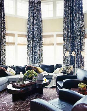 影楼橱窗设计的彩妆--窗帘用色篇