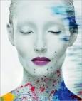 """最新影楼资讯新闻-20个顶级美容品牌创意""""中国妆容"""""""