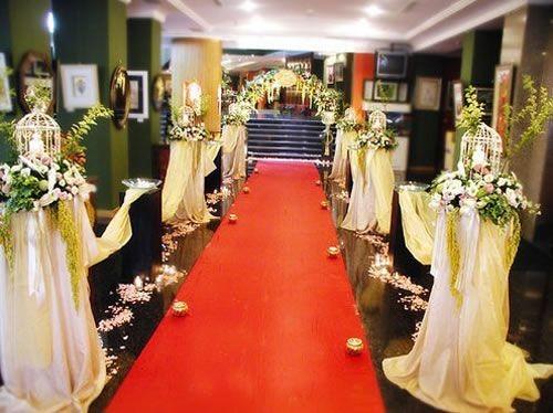 婚礼布置效果图室内