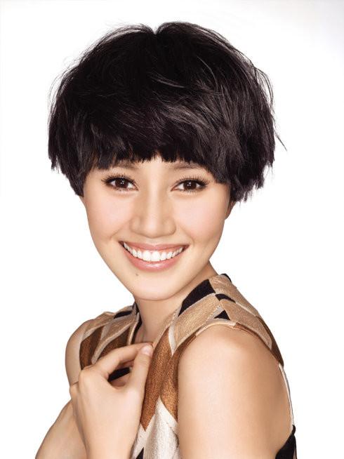 《我的前半生》袁泉发型太美 短图片