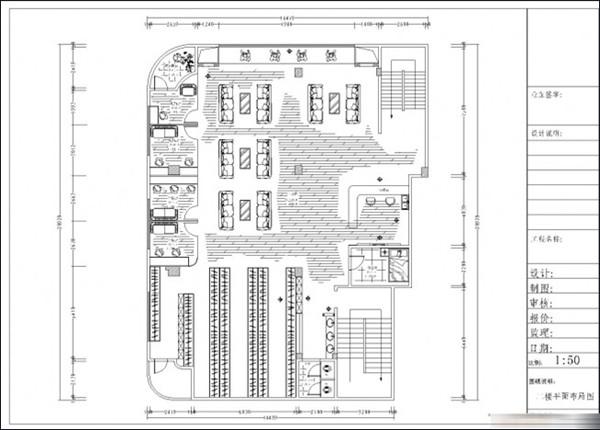 韩城影楼装修设计效果图(2)_装修·橱窗·设计_影楼