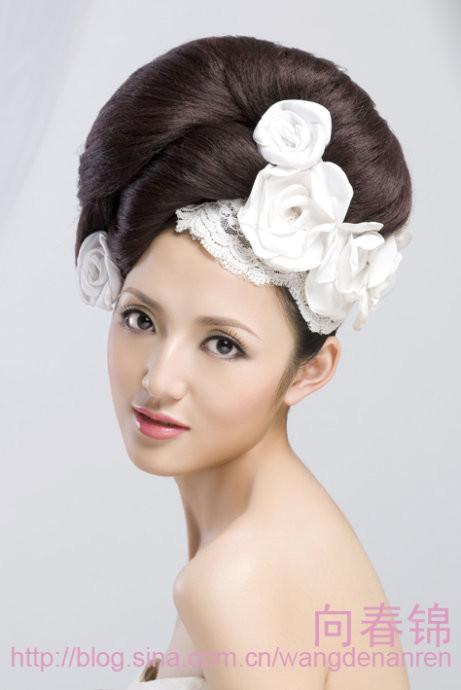 新娘发型 精致呈现化妆造型