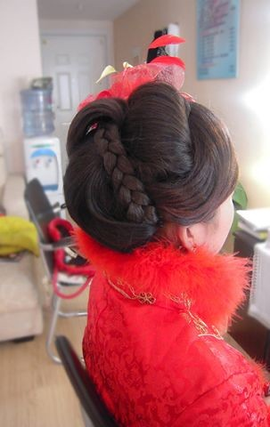中式新娘 经典造型(2)