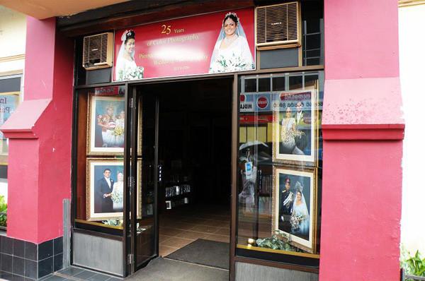 國外婚紗影樓時尚櫥窗街拍(2)_裝修·櫥窗·設計_影樓