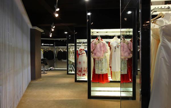 富图婚纱店面设计说明