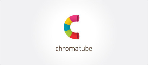 40款单字母创意标志设计(二)图片