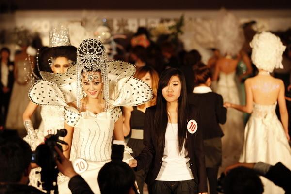 2011黑光U2杯暨CT杯化妆大赛摄影a虾米举办!虾米视频养图片
