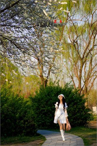 广州爱摄影培训-小清新森林人像拍摄之旅