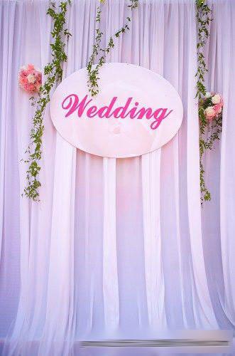 郡王府:室内中式+室外西式婚礼diy全记录(5)