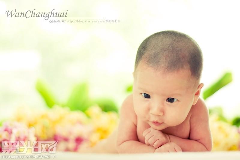 满月宝宝儿童摄影