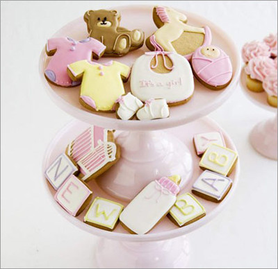 创意趣味饼干 温馨可爱 新人回馈亲友的绝佳礼物