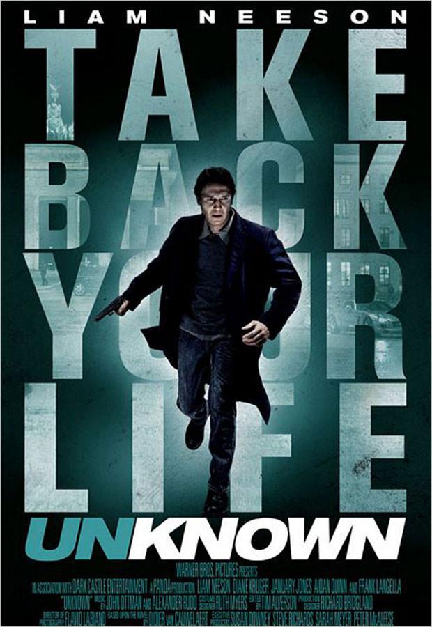 2011年上映的34部电影海报设计