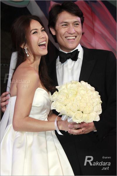 泰国女星paula 曼谷婚礼全纪录