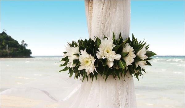 打造完美夏日海边婚礼