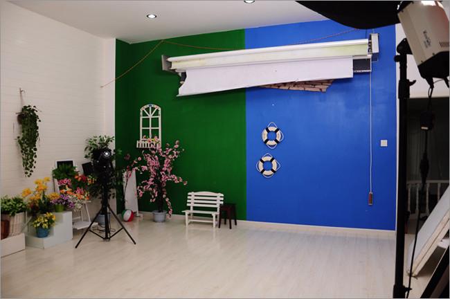 儿童影棚实景设计与改造 一图片