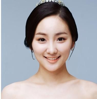 韩式新娘发型 新娘造型