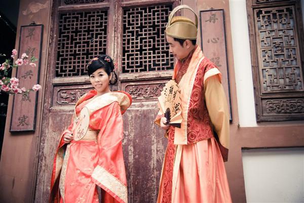 古装婚纱照拍摄技术难成本高