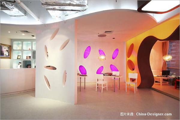 时尚造型的浪漫温馨风格 儿童摄影店 影楼装修 橱窗设计 橱窗设计展示