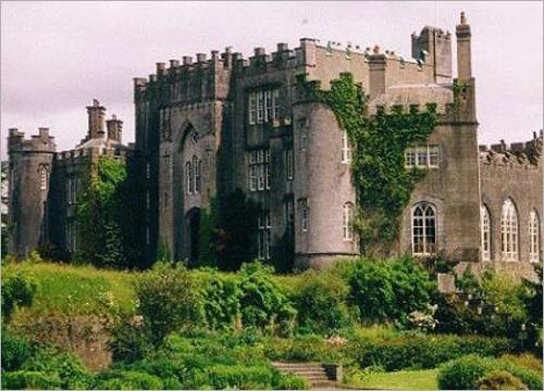 婚礼蜜月浪漫旅行 行走在爱尔兰的古老城堡