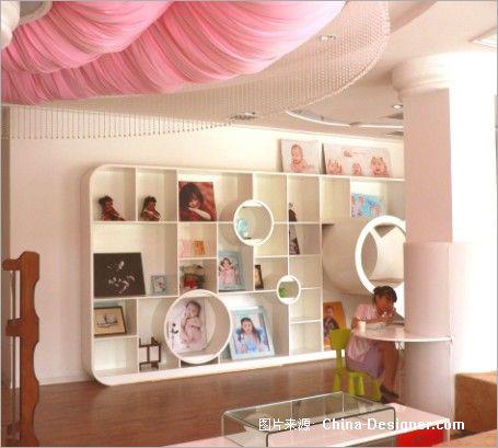 儿童影楼欧风装修展示_装修·橱窗·设计_影楼管理