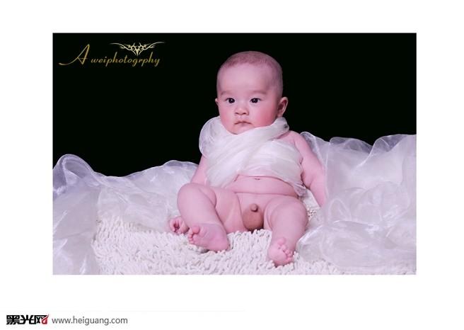 小天使 儿童摄影